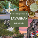 best things to do in savannah with kids