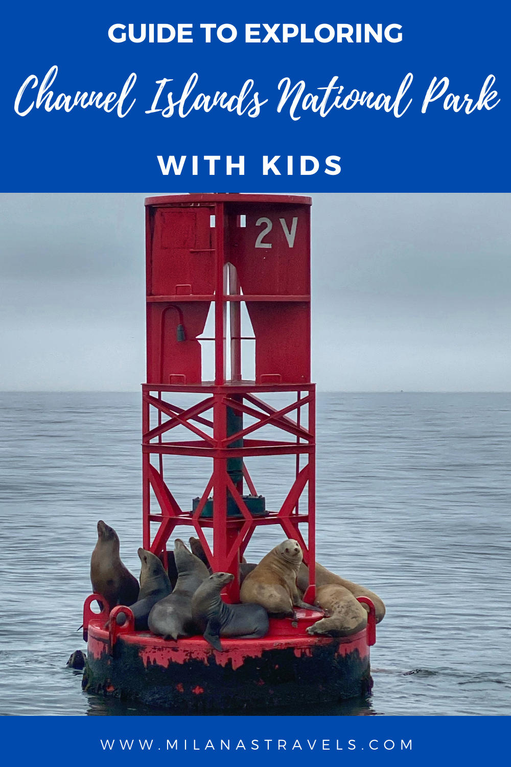 what to do in channel islands with kids