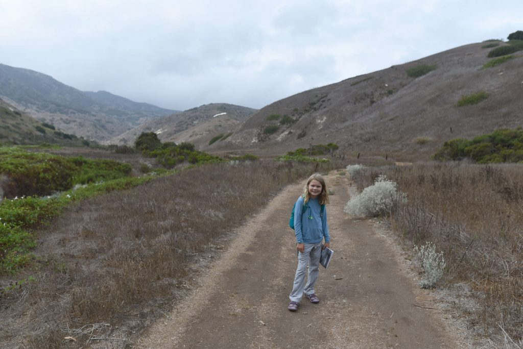 best hikes with kids in channel islands national park