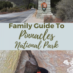 what to do in pinnacles national park with kids
